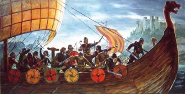 История берсерков
