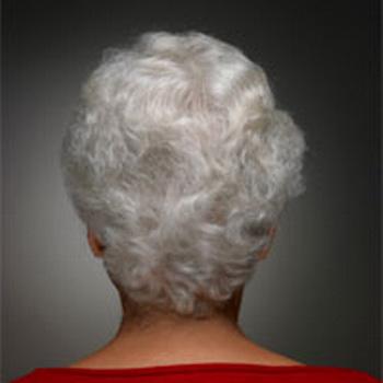 Заговорить седой волос (чтобы не седеть)